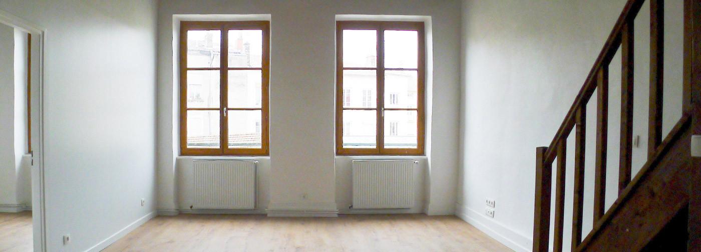 rénovation appartement canut lyon
