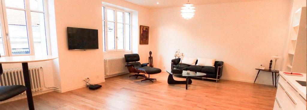 Appartement années 30 (Lyon 6ème)