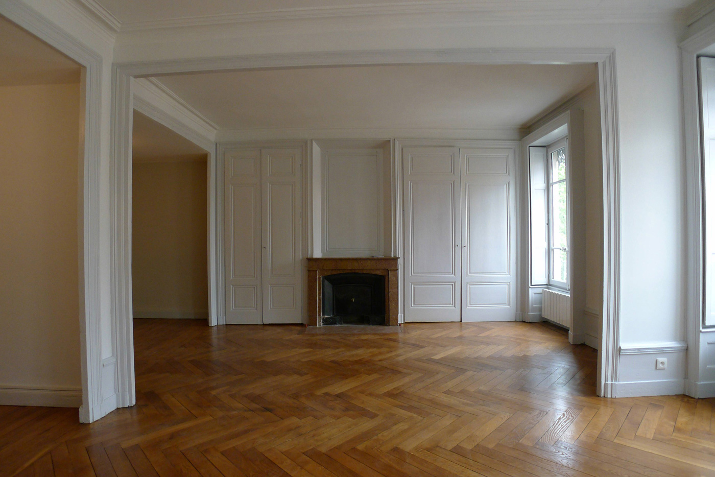 renovation appartement bourgeois