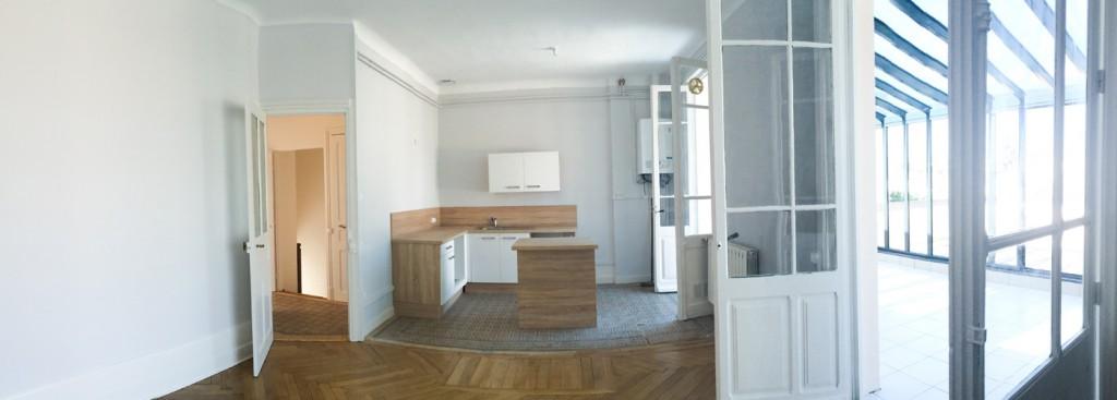 Maison années 30 (Lyon 8ème)