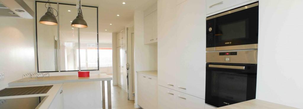 Rénovation d'appartement à Lyon 4ème